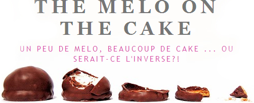 The melo on the cake