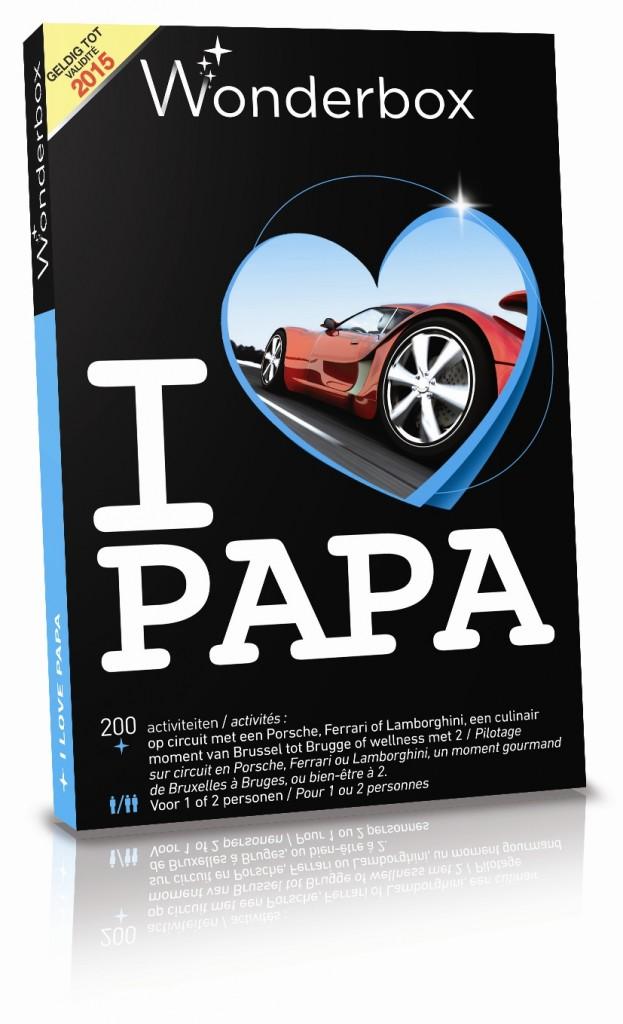 I LOVE PAPA low