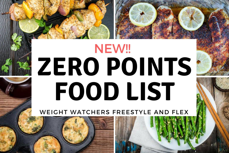 new-weight-watchers-zero-point-food-list