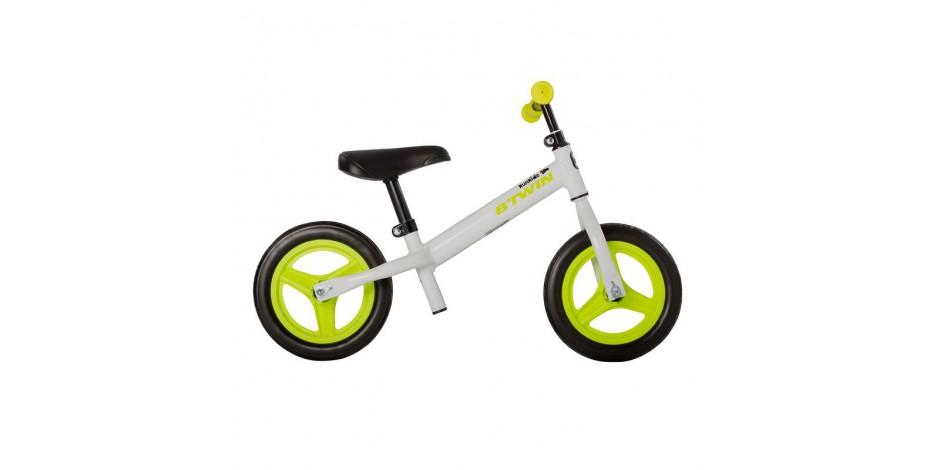 draisienne-enfant-10-pouces-run-ride-100-blanche